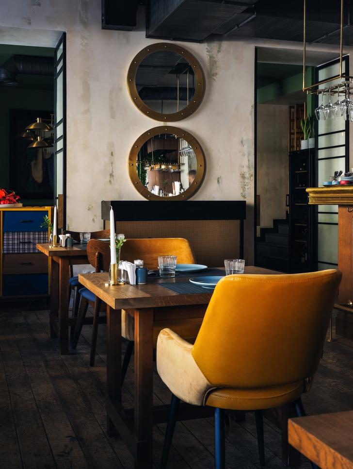 Солнечное Средиземноморье: ресторан в Санкт-Петербурге (фото 17)