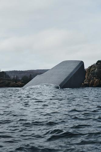 Характер нордический: подводный ресторан по проекту Snøhetta (фото 2.2)