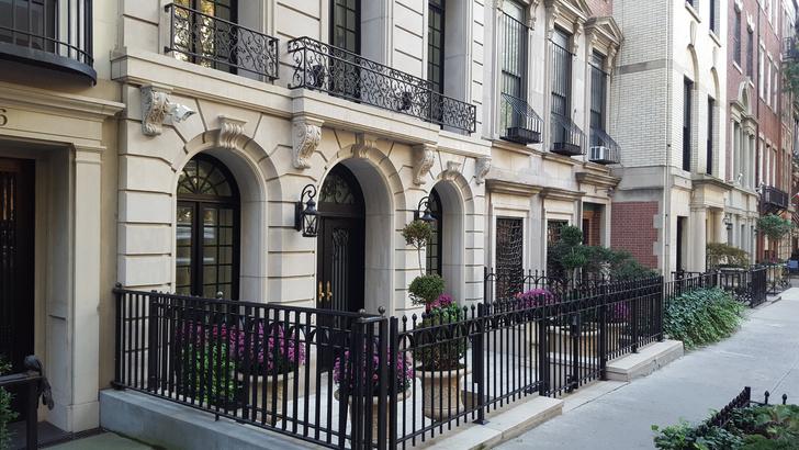 Невозможная роскошь: городской особняк как стиль жизни (фото 11)
