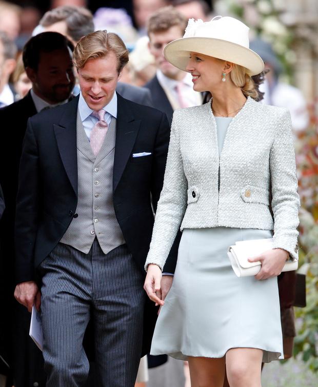 Новая королевская свадьба: Леди Габриэлла Виндзор выходит замуж за бывшего избранника Пиппы Миддлтон (фото 8)