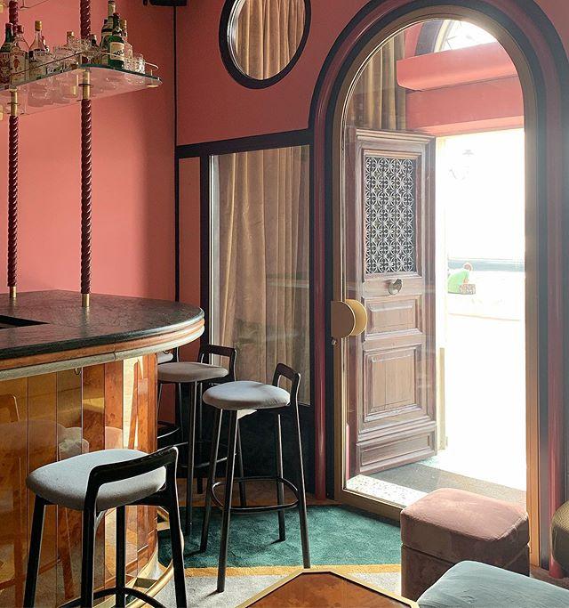 Experimental Cocktail Club: бар по дизайну Кристины Челестино (фото 4)
