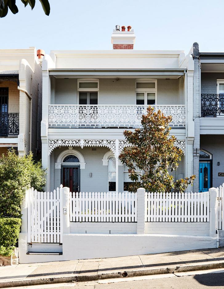 Красочный дом в пригороде Сиднея (фото 2)