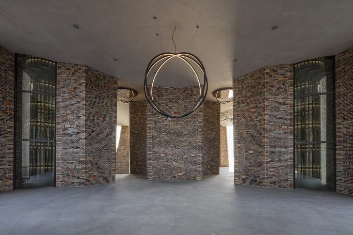 Первый архитектурный проект художника Олафура Элиассона (фото 7)
