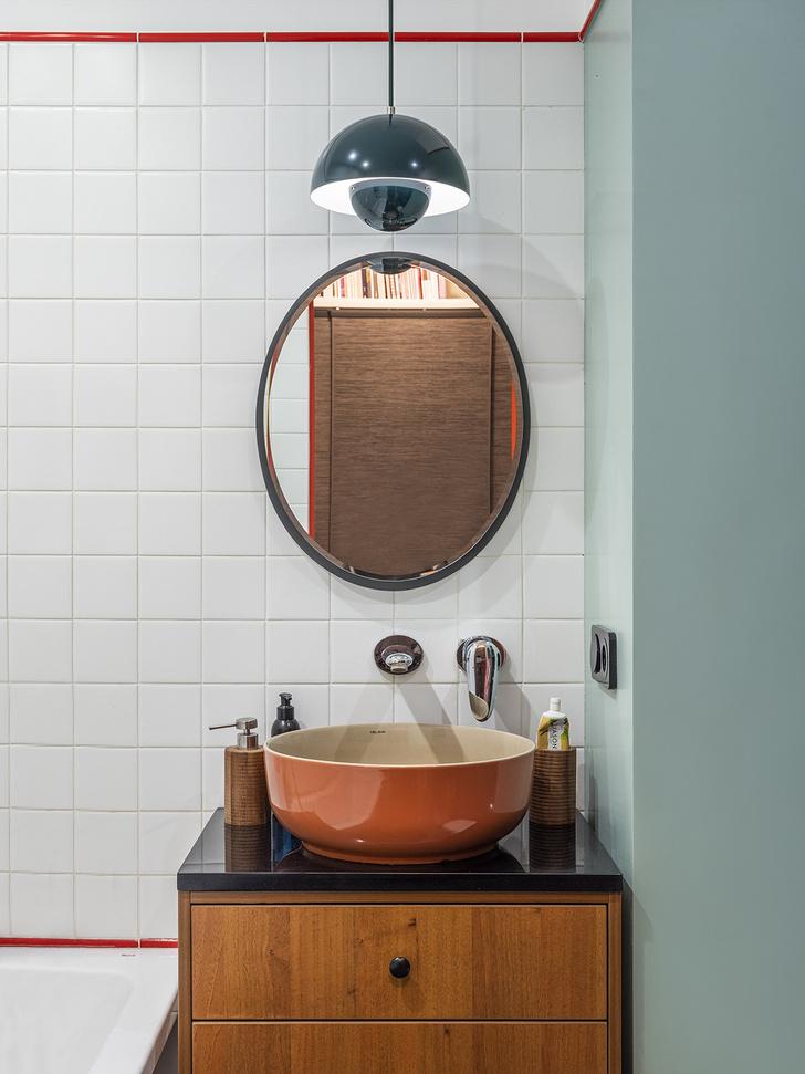 Эклектичная квартира 38 м² для девушки-дизайнера (фото 15)