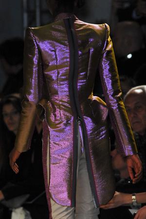 Показ Julien Fournie коллекции сезона Весна-лето 2013 года haute couture - www.elle.ru - Подиум - фото 480207