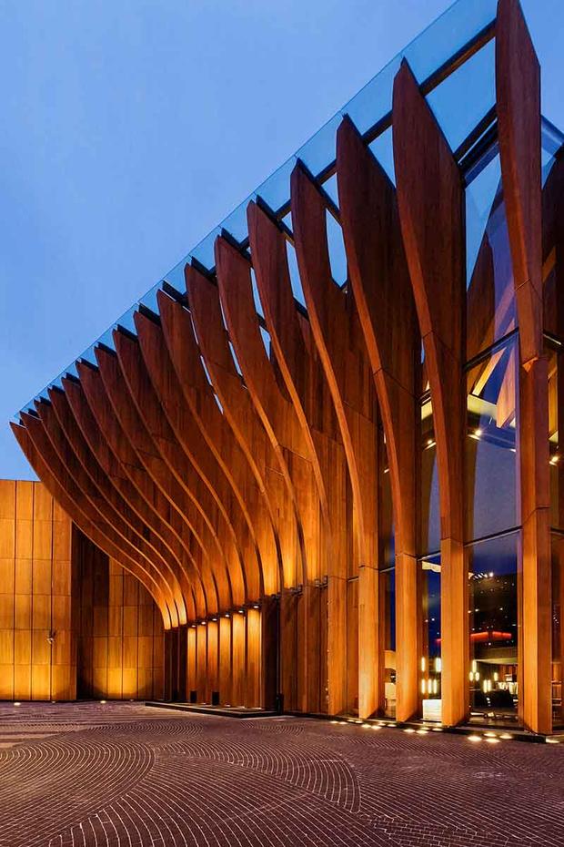 Barvikha Concert Hall что посетить в Подмосковье
