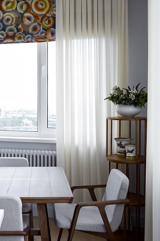 Декор окна: советы текстильной студии Volokno (фото 18)