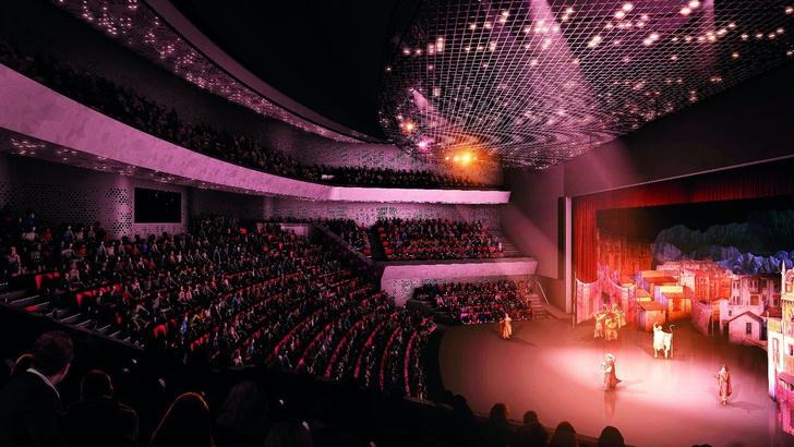 Центр исполнительских искусств Wei-Wu-Ying (фото 12)