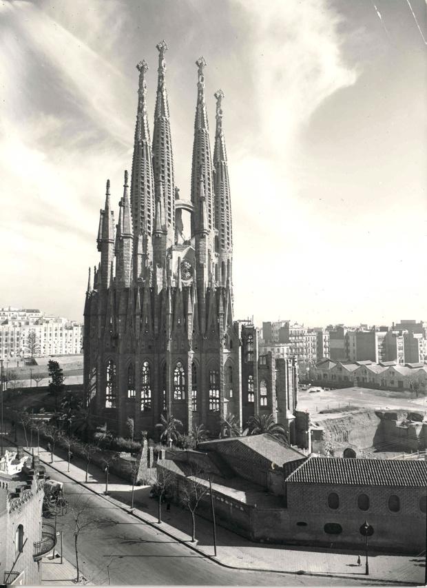 Собор Sagrada Família: 10 фактов о самом одиозном долгострое мира (фото 9)