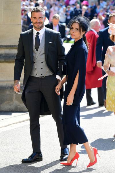 Звездные гости на свадьбе принца Гарри и Меган Маркл (галерея 1, фото 1)