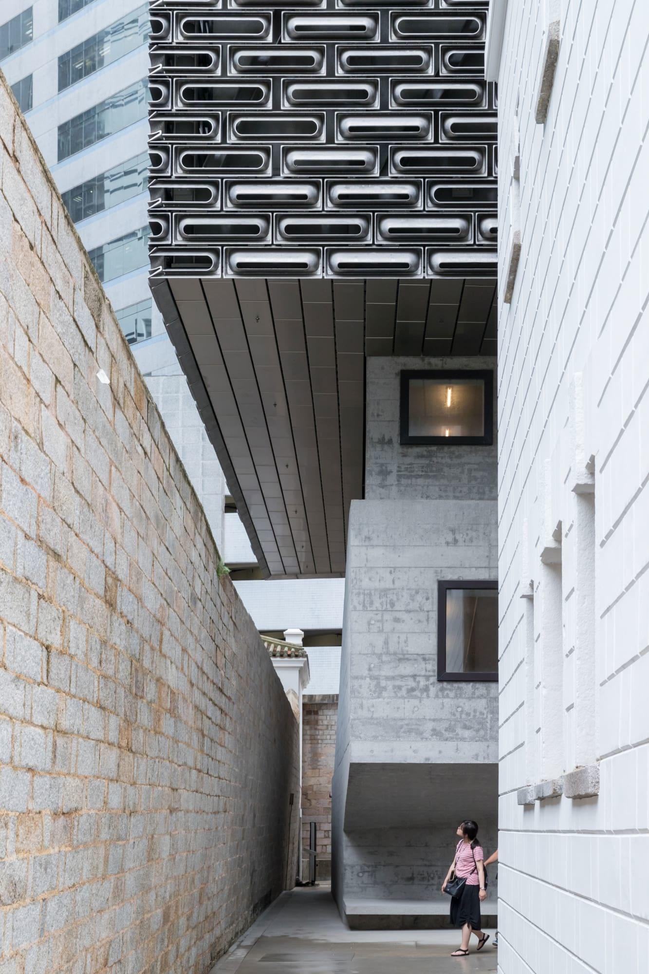 Арт-центр в Гонконге от Herzog & de Meuron (галерея 11, фото 3)