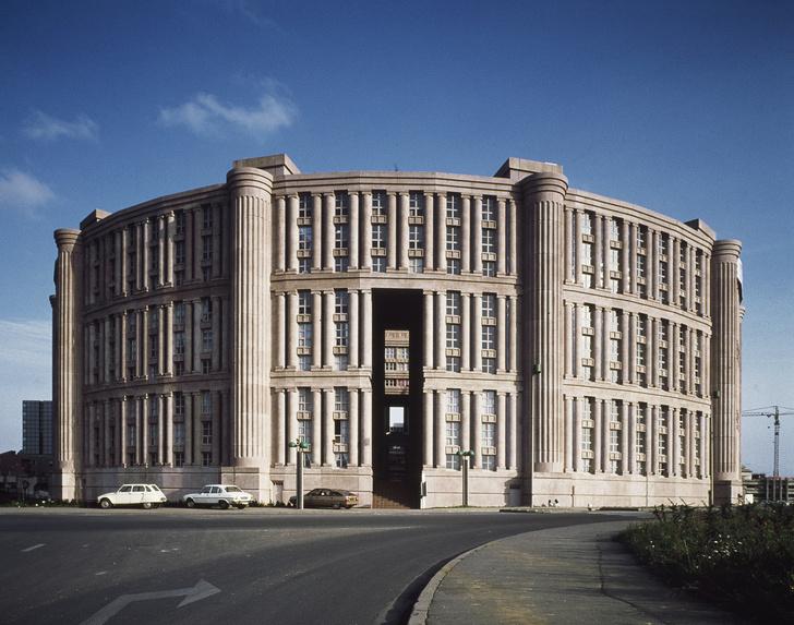 Рикардо Бофилл: самый известный архитектор постмодернизма (фото 24)