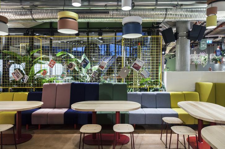 Первый в Европе дизайнерский фуд-корт (фото 9)