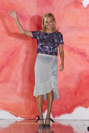 Показы мод Tory Burch Весна-лето 2012 | Подиум на ELLE - Подиум - фото 2023
