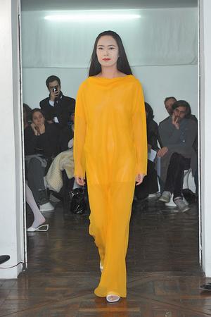 Показы мод Adeline Andre Весна-лето 2010 | Подиум на ELLE - Подиум - фото 2899