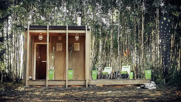 Беседки и павильоны для дачи: 10 проектов российских архитекторов (фото 21)