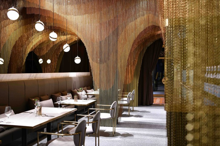 Ресторан Icha Chateau в Шанхае (фото 12)