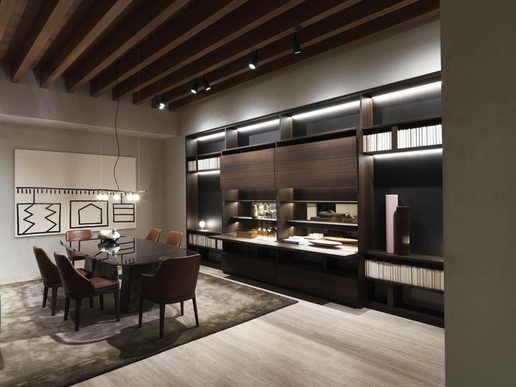 Винсент ван Дуйсен оформил бутик The Molteni Group в Нью-Йорке (фото 6)