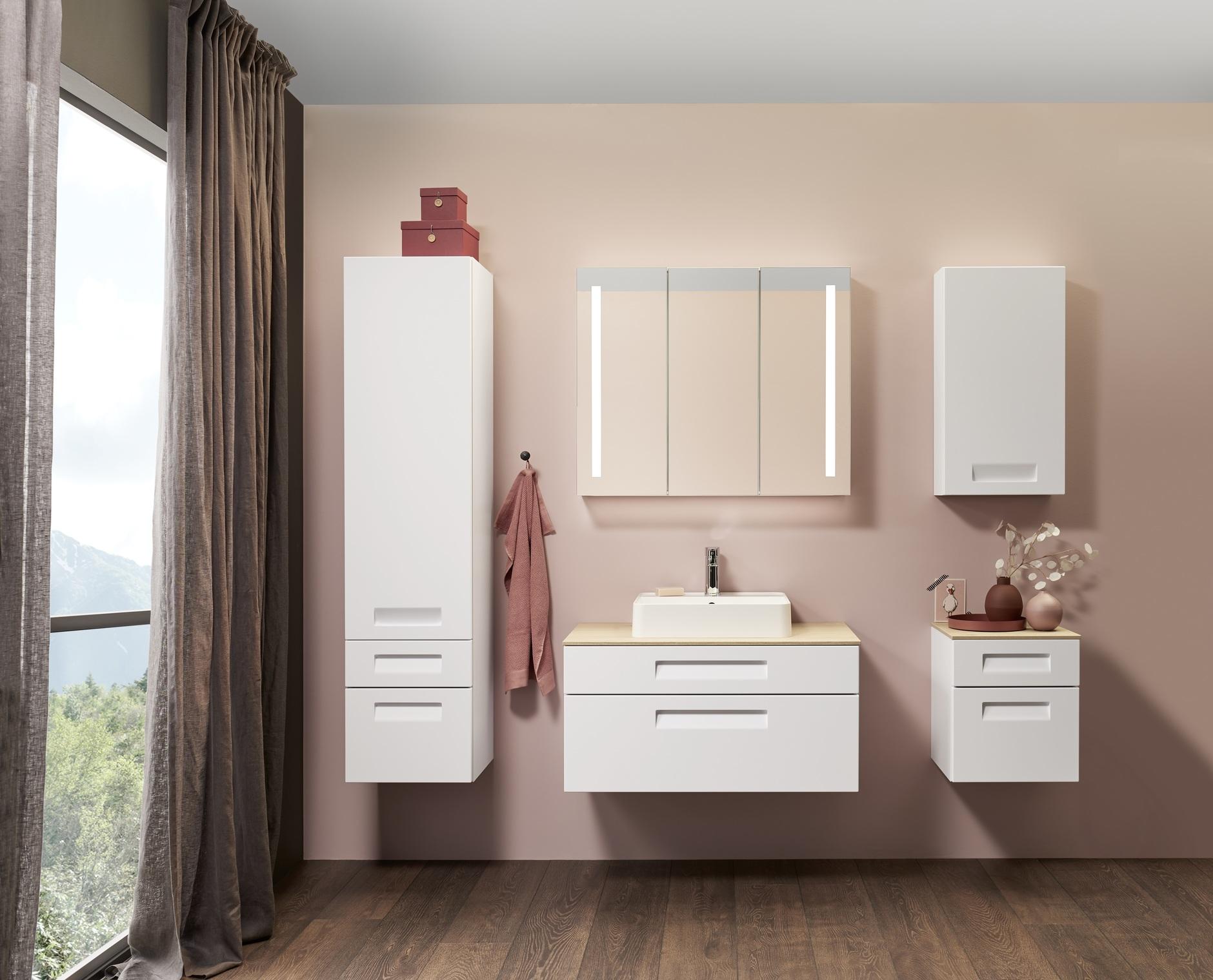 Компания Nolte представила первую коллекцию для ванной (галерея 2, фото 0)