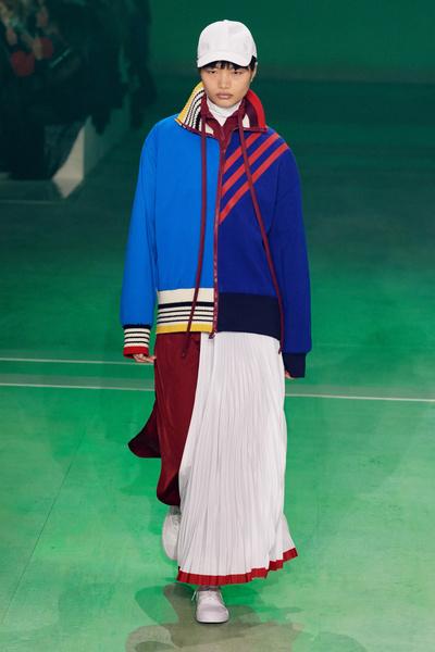 Lacoste впервые представили коллекцию на парижской Неделе моды (галерея 4, фото 65)