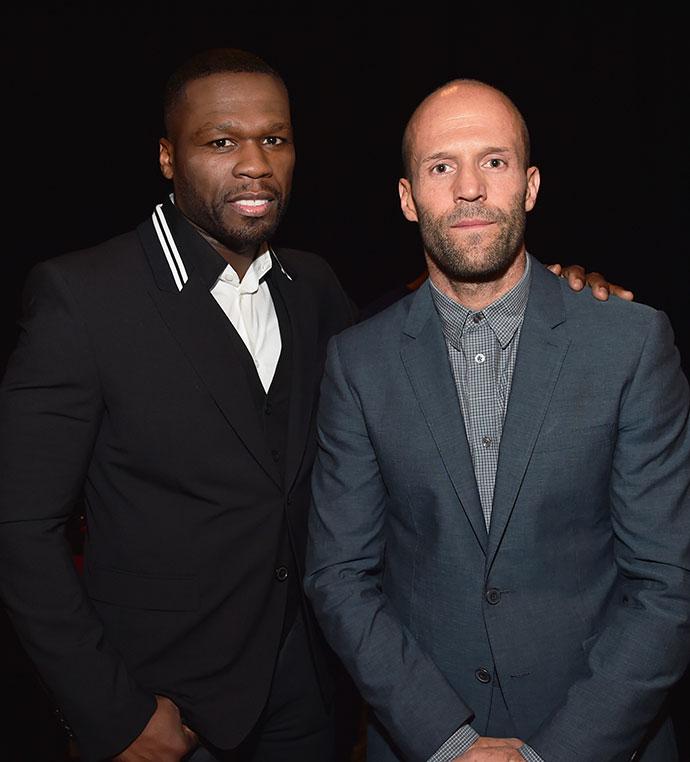 50 Cent и Джейсон Стэтхэм