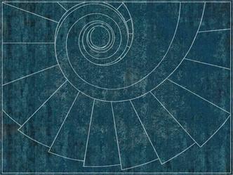 Авангард, лестницы и море: ковры от русских дизайнеров (фото 19.2)