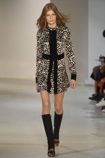 Неделя моды в Нью-Йорке: лучшие показы уикенда | галерея [2] фото [4]