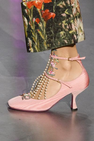 Какая обувь в моде осенью 2017 | галерея [3] фото [4]