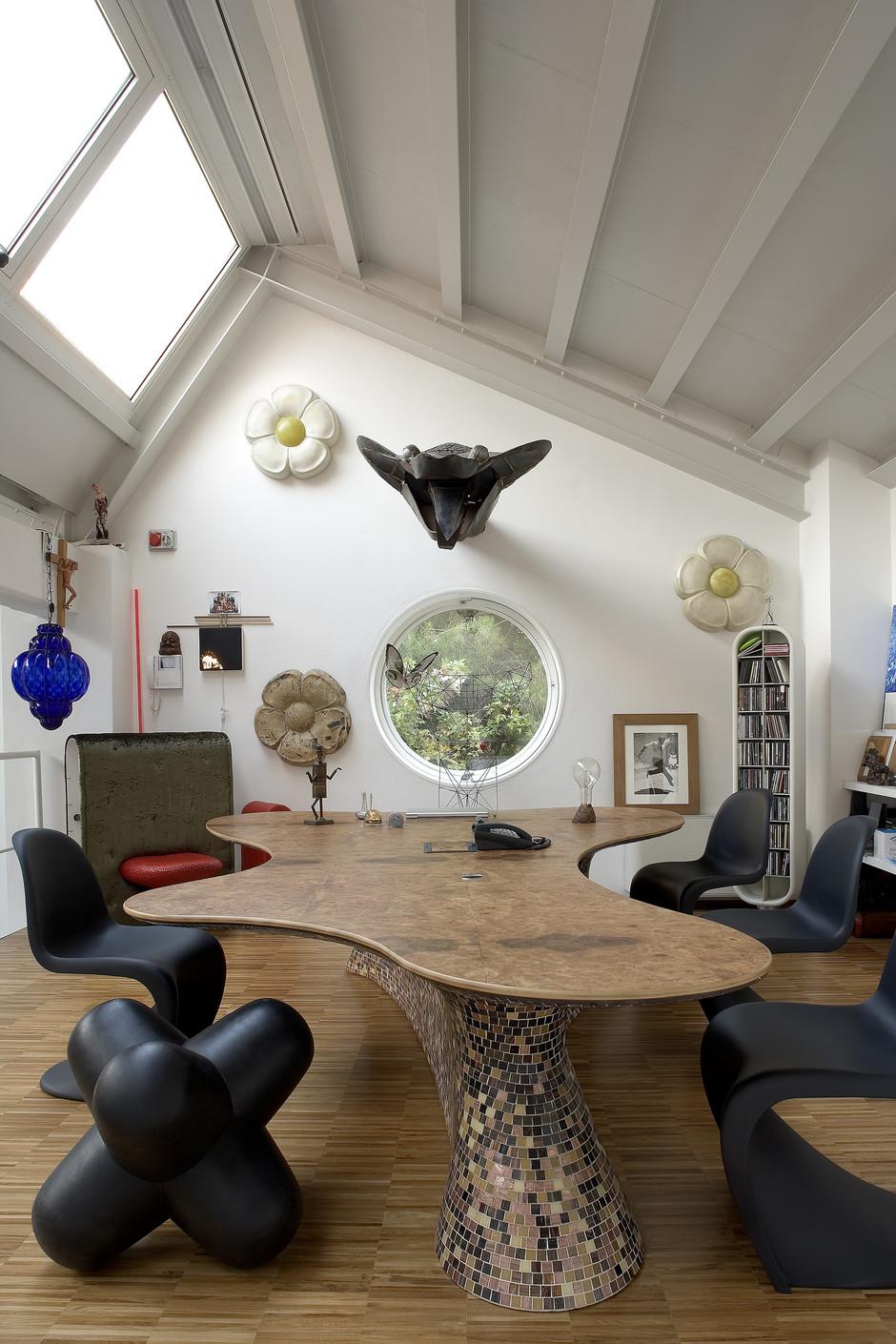 Работаем дома: 10 студий дизайнеров (галерея 11, фото 0)