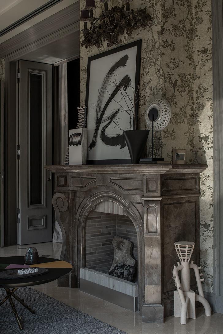 Арт-хаус: квартира с коллекционным дизайном в центре Киева (фото 8)