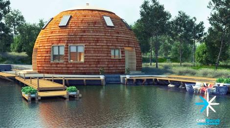 Купольные дома от российской компании | галерея [1] фото [16]