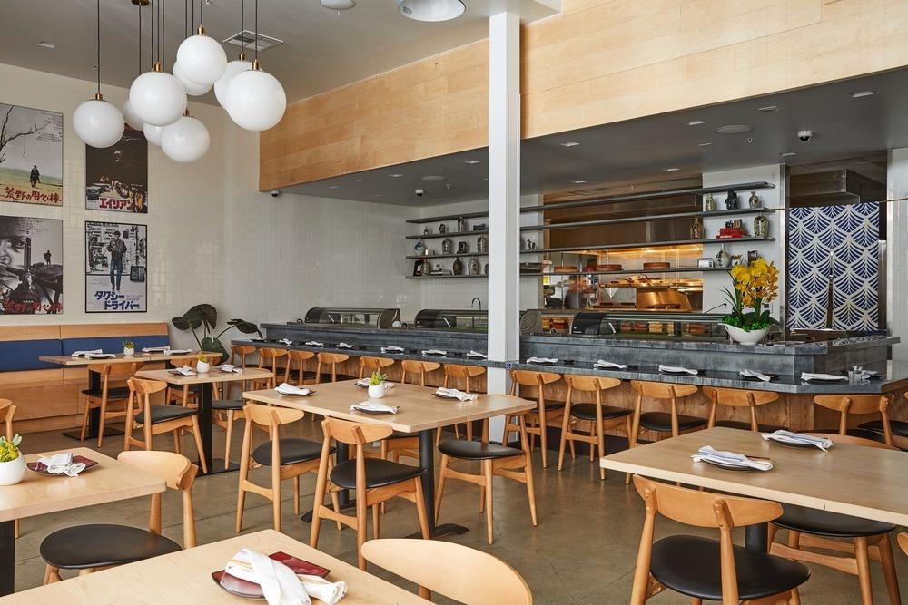 Суши, саке и японские татуировки: ресторан Sake Dojo в Лос-Анджелесе (галерея 4, фото 5)