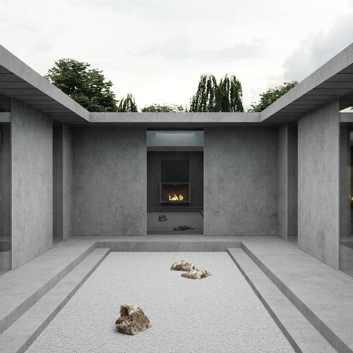 Социальное жилье по проекту Канье Уэста (фото 0)
