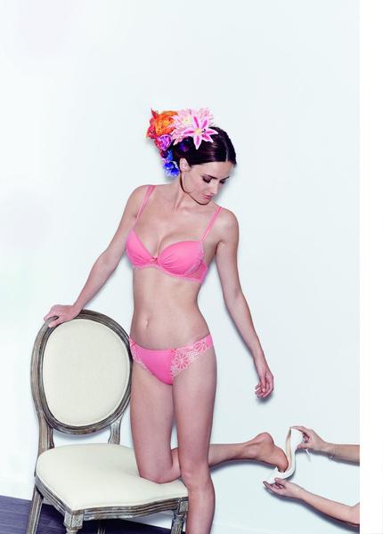 Ближе к телу: новая коллекция белья Simone Perele | галерея [1] фото [2]