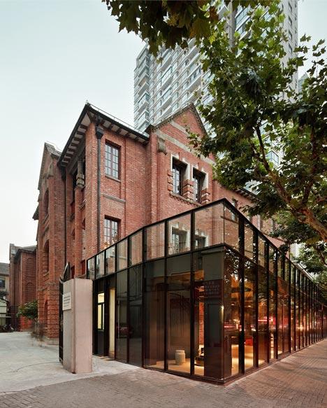 Галерея Design Republic, Шанхай, проект студии Neri & Hu
