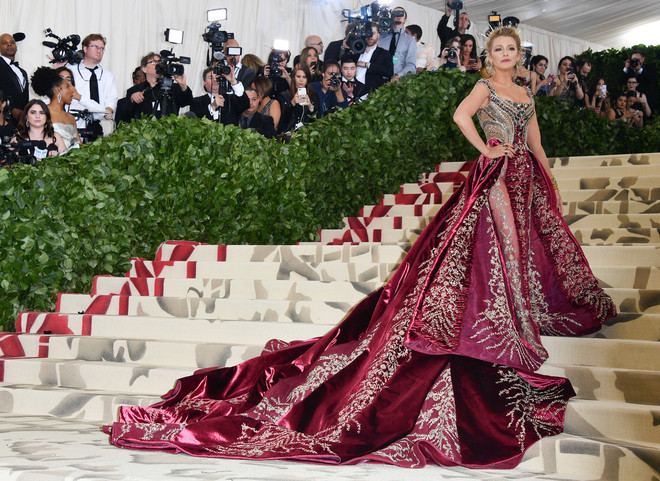 Met Gala 2018: самые красивые платья звезд (фото 8)