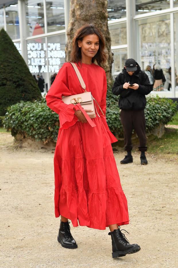 От Наоми Кэмпбелл до Оливии Палермо: самые красивые гости шоу Valentino (фото 12)