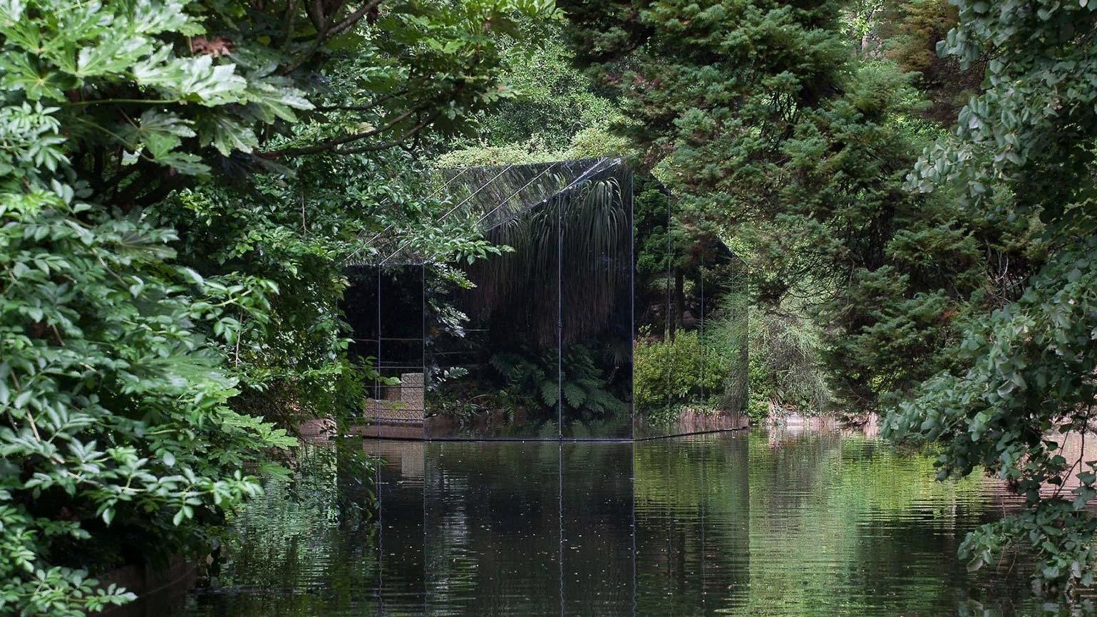Современная зеркальная архитектура: 10 впечатляющих проектов (галерея 42, фото 5)