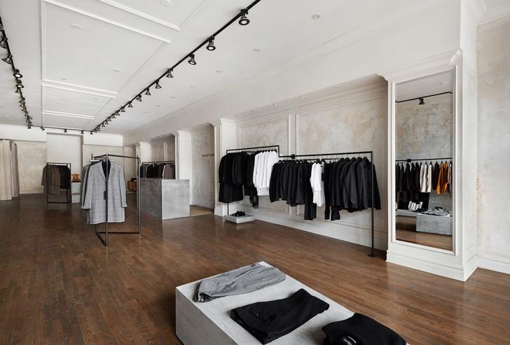 Бутик мужской одежды в Монреале (фото 2)