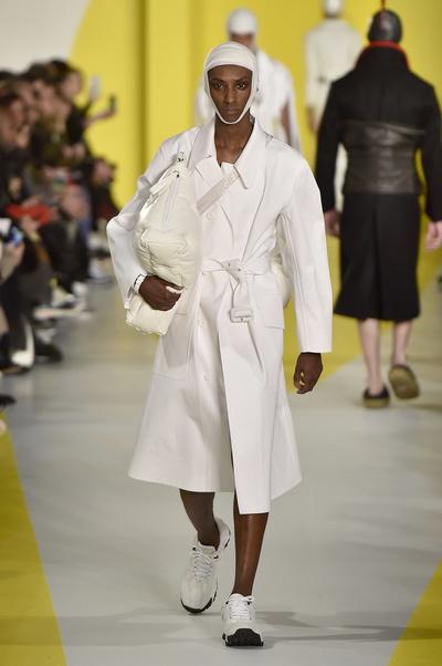 Главное, что случилось на Неделе мужской моды в Париже (галерея 10, фото 1)