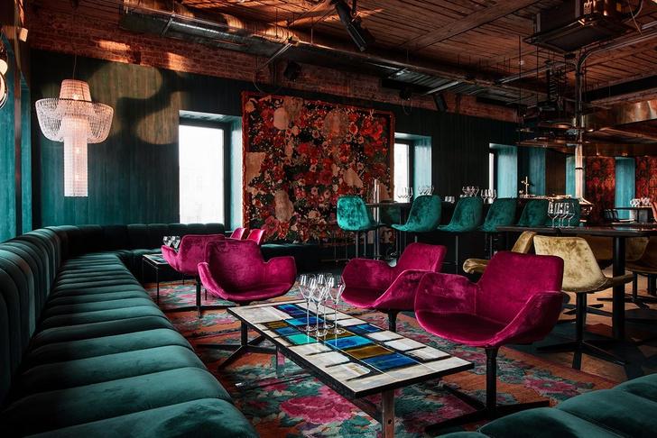 5 романтических кафе в Москве (фото 26)