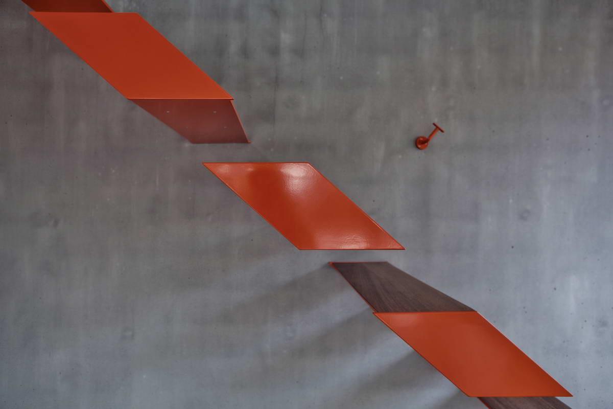 Топ-10: самые необычные дизайнерские лестницы | галерея [8] фото [3]