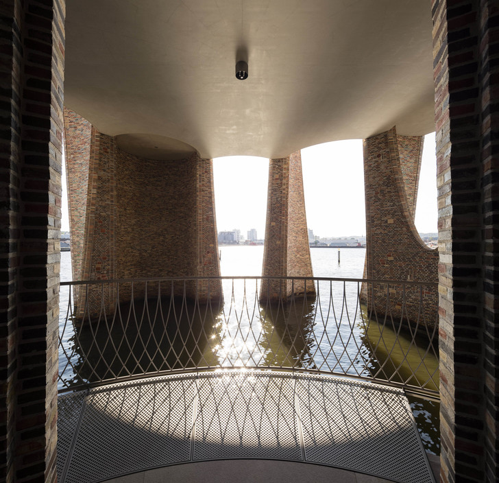 Первый архитектурный проект художника Олафура Элиассона (фото 5)