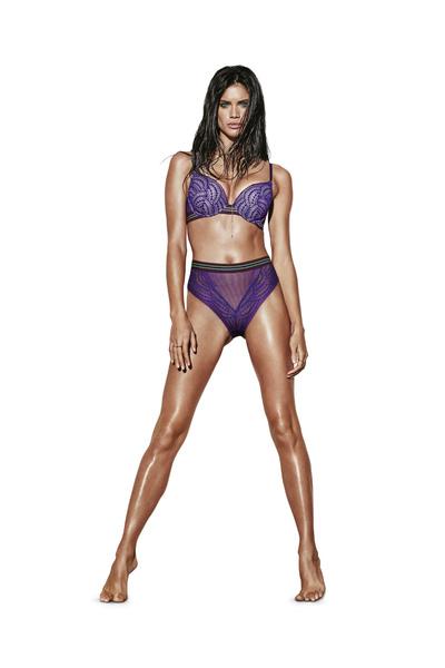 Еще горячее: новая коллекция Victoria's Secret | галерея [1] фото [12]