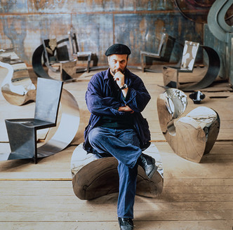 Выставка Рона Арада (фото 0)