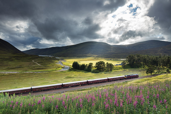 """Под стук сердца: путешествие в шотландском """"Восточном экспрессе"""" (фото 11)"""
