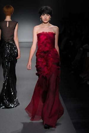 Показ Christophe Josse коллекции сезона Осень-зима 2011-2012 года Haute couture - www.elle.ru - Подиум - фото 276961