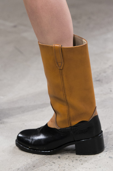 Тенденции обуви 2018 сапоги