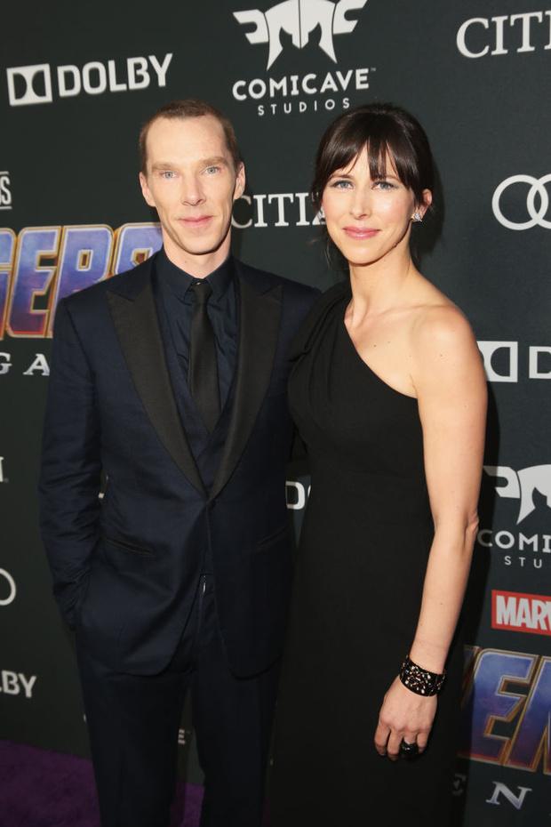 Весь Голливуд в сборе: 25 звездных образов на мировой премьере «Мстителей» (фото 8)