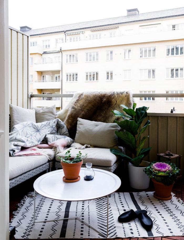 Как превратить балкон в райский уголок (фото 2)